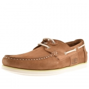 Product Image for Barbour Capstan Deck Shoes Brown